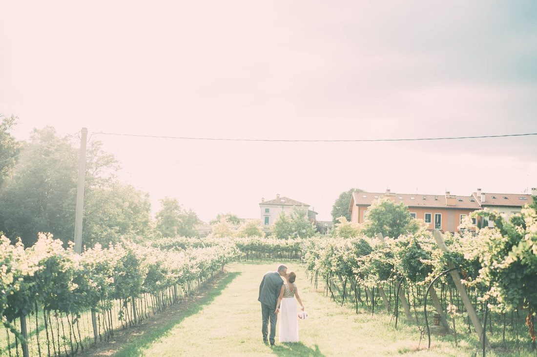 Wine wedding in Verona